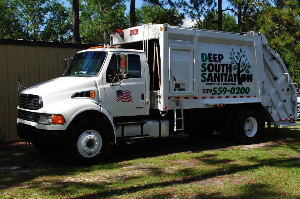South County Sanitary Service : Congratulations deep south sanitation langdale vallotton