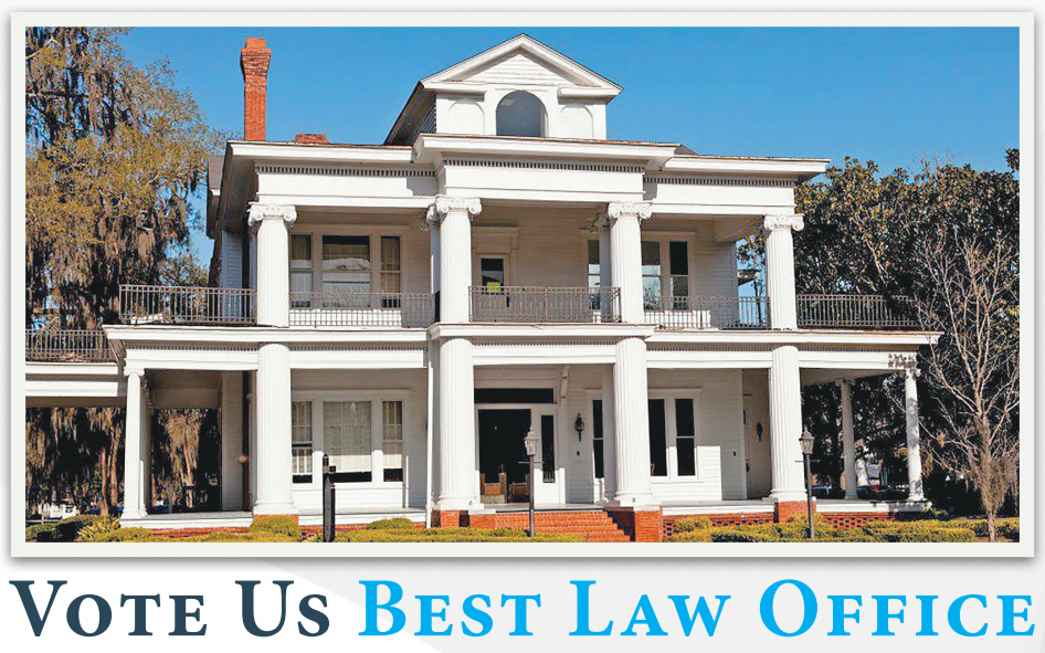 Langdale Vallotton Nominated for Best Law Firm in Valdosta